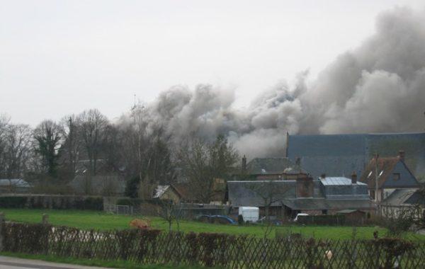 L'incendie du 20 février 2004