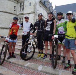 Bonvallet-Desforges, le duo des Piranhas, remporte le 27e duathlon de l'Entente cycliste de Neufchâtel.