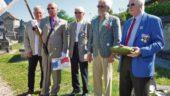 deux anciens combattants honorés pour le 8 mai